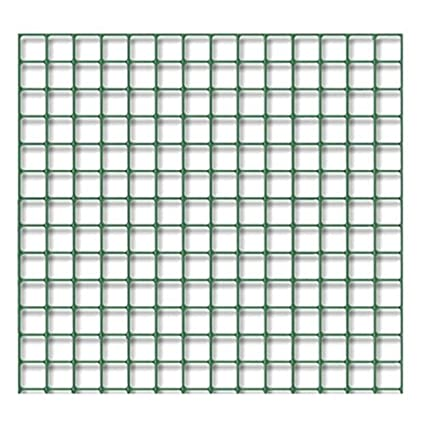 Rete Elettrosaldata Zincata 10x10.Glooke Selected Rete Metallo Multicolore Taglia Unica Amazon It