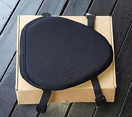 Amazon.com: Cojín de gel para asiento de motocicleta ...