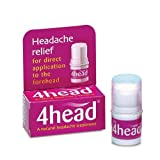 4head Headache & Migraine Relief Stick - 3.6g