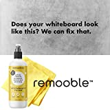 Remooble Dry Erase Whiteboard Cleaner - Safely