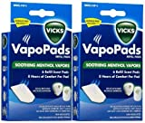 vicks humidifier v4500 - Vicks Soothing Vapors Replacement Pads for Vicks V1700 5 ea