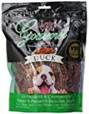 Loving Pets All Natural Premium Duck Strips with Glucosamine & Chondroitin Dog Treats, 12 Ounces