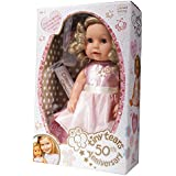 John Adams Golden Princess Anniversary Doll