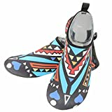 Happy Cherry Unisex Barefoot Water Skin Shoes Aqua Socks for Beach Fitness Running Yoga Exercise