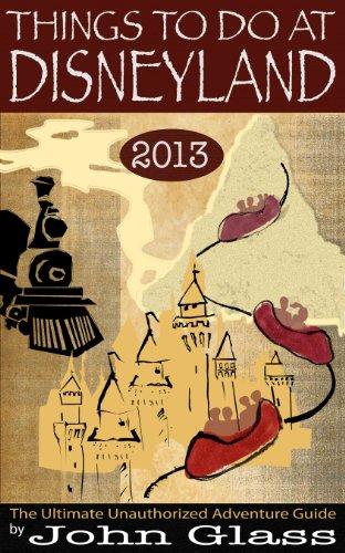 Things Do Disneyland 2013 Book ebook product image