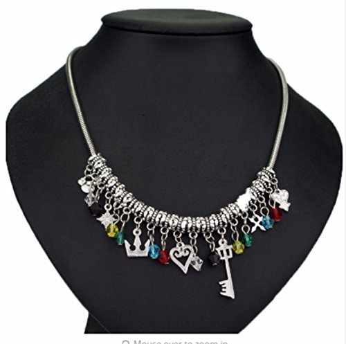Kingdom Hearts Jewelry - 9