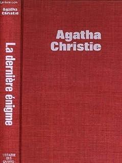 [Miss Marple] : La dernière énigme, Christie, Agatha