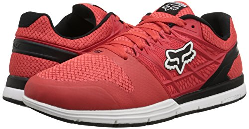 887537904175 - Fox Men's Motion Elite 2 Athletic Shoe, Red/Black/White, 9 M US carousel main 5