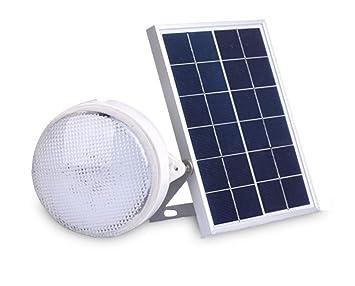 ZJQTT Luz de la Calle Solar LED Super Bright Split proyector ...