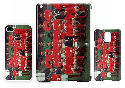 European Cup Winners 1968 ManU iPhone 4 / 4S cellulaire cas coque de téléphone cas, couverture de téléphone portable