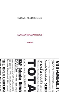 Tanganyika Project par Sylvain Prudhomme