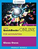 Using QuickBooks (R) Online for Accounting (with Online, 6 month Printed Access Card)