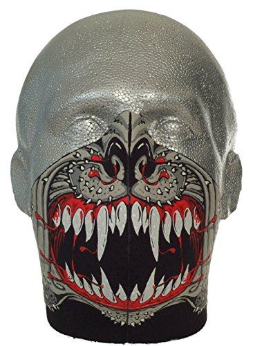 Bandero Biker Mask Spike ()