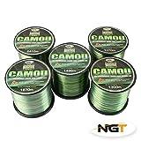 Cheap NGT Camo Line 1870m – 10lb test