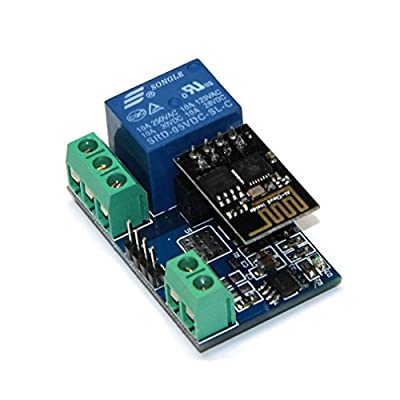 HiLetgo ESP8266 5V WIFI Relay Module TOI APP Control For Smart Home Automation System
