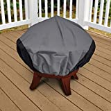NEH® Patio Round Fire Pit Outdoor Cover 44
