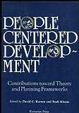 People-Centered Development, David C. Korten, 0931816319