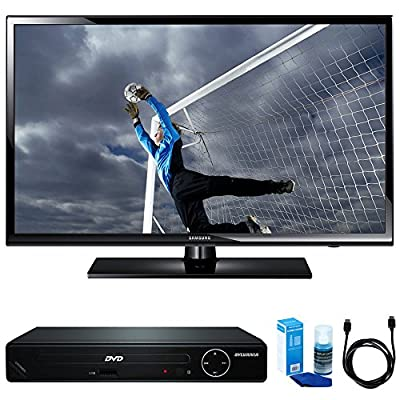 Samsung UN40H5003 40-Inch Full 1080p HD 60Hz LED TV w/ HDMI DVD Player Bundle Includes, HDMI 1080p High Definition DVD Player, 6ft High Speed HDMI Cable and LED TV Screen Cleaner