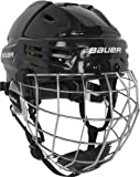 Bauer IMS 9.0 Hockey Helmet Combo, Medium offers