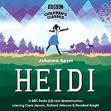 Heidi (BBC Children's Classics) Audiobook by Johanna Spyri Narrated by  uncredited