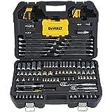 DeWalt DWMT73802 Mechanics Tool Kit Set with Case (142 Piece)