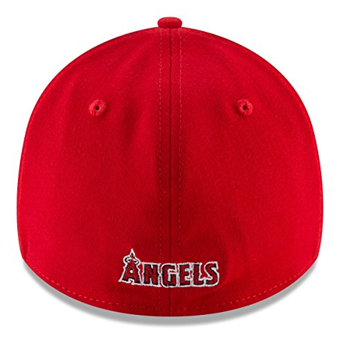 Basic Angeles Rosso New Mlb Los Angels Fit Stretch Era Cap zqfnCwxfP