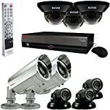 REVO America Professional Surveillance Security System with