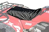 Outlaw Utility Ou2005Bk Universal Atv Seat Cover Protector Water Resistant