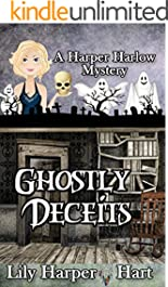 Ghostly Deceits (A Harper Harlow Mystery Book 3)