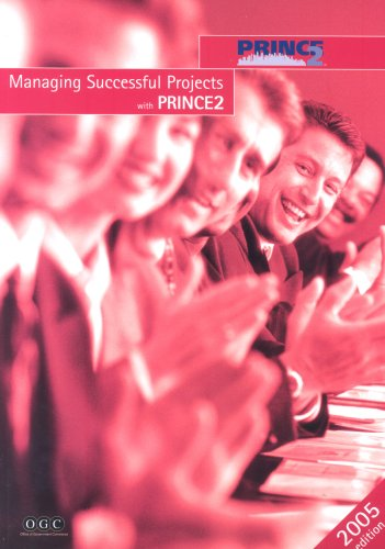 Managing Successful Projects With Prince2tm Pdf