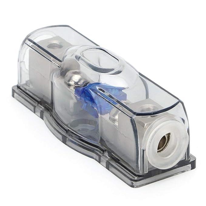 Portafusibile audio Car Audio Mini ANL Portafusibili Fusibili Base RV Modifica