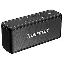 Tronsmart 40W Altoparlante Bluetooth 4.2 Cassa Portatile, TWS & NFC, Pulsanti Touch, Subwoofer Speaker, Sound Digital 3D Riproduzione di 15 ore, per iPhone,Android, Computer, Laptop