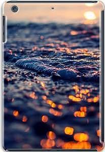 PhoenixShop iPad Mini Retina Case , Seashore Foam Lightweight 3D Hard Shell PC Case For Ipad Mini With Retina Display