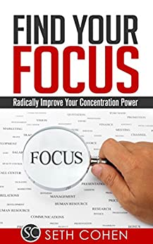 Find Your Focus Radically Concentration ebook product image