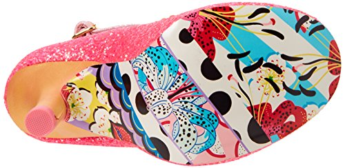 Sweet Pink Choice Pumps Damen Riemchen Irregular Pink Melody 7gExSq