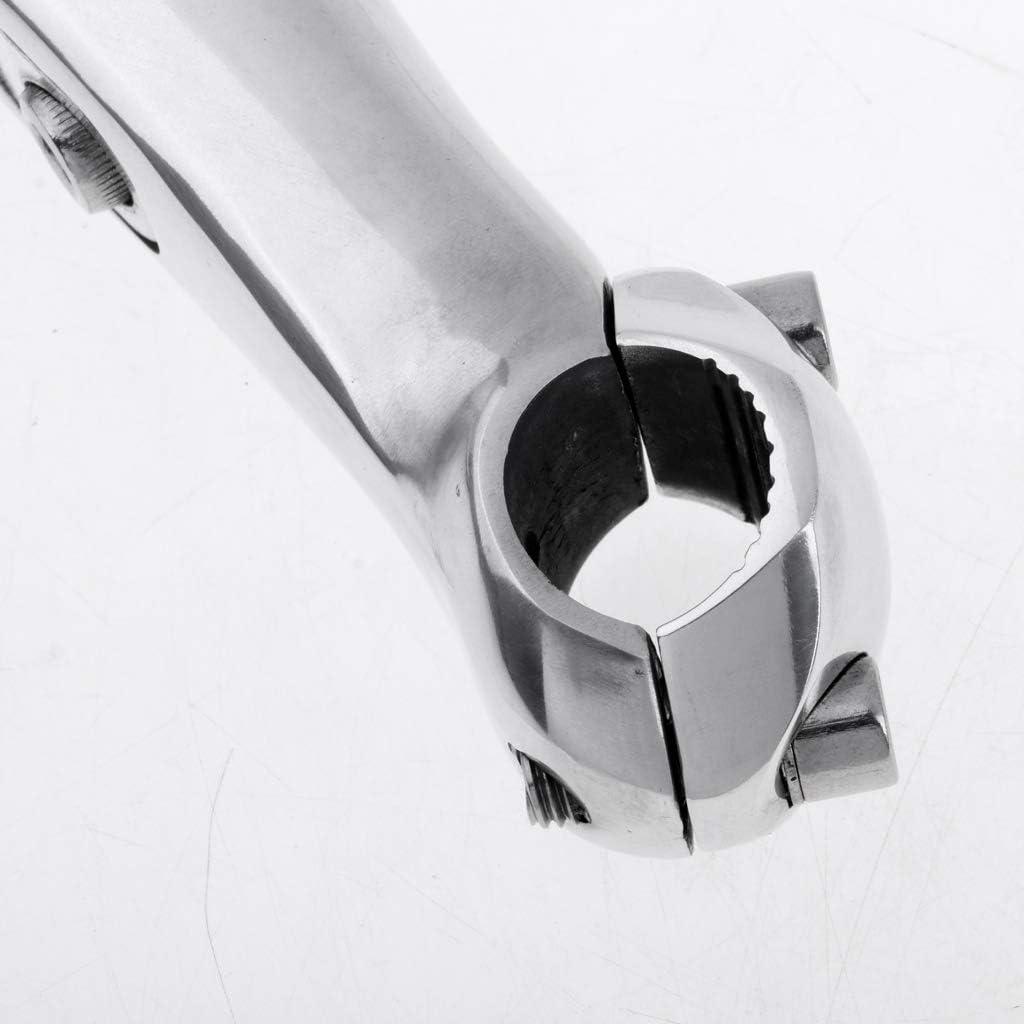 SM SunniMix Potence Ajustable Alliage Daluminium Remplacement pour V/élo