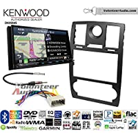Volunteer Audio Kenwood Excelon DNX994S Double Din Radio Install Kit with GPS Navigation Apple CarPlay Android Auto Fits 2005-2007 Chrysler 300
