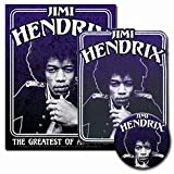 C&D Visionary 3 Piece Jimi Hendrix