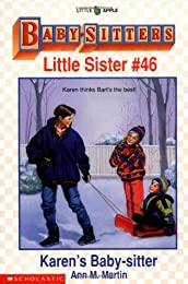 Karen's Baby-sitter (Baby-Sitters Little Sister, 46)