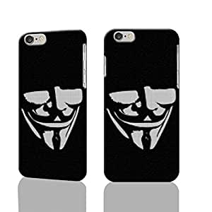"""Guy Fawkes 3D iphone 6 -4.7 inches Case Skin, fashion design image custom iPhone 6 - 4.7 inches , durable iphone 6 hard 3D case cover for iphone 6 (4.7""""), Case New Design By Codystore wangjiang maoyi"""