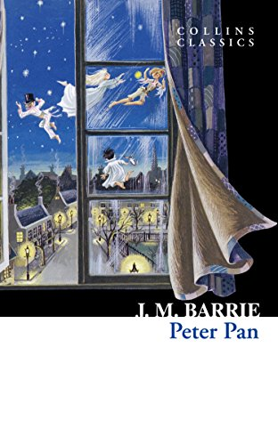 Peter Pan (Collins Classics) - Cara Glasses Delevingne