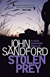 Front cover for the book Stolen Prey by John Sandford