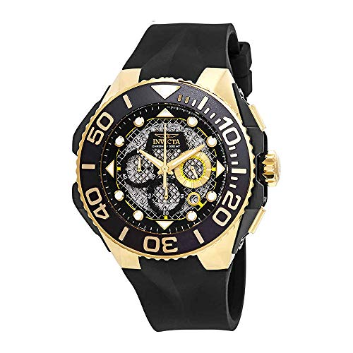 - Invicta Coalition Forces Chronograph Black Dial Mens Watch 23961