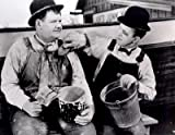 8 x 10 Fuji Film Photo Laurel & Hardy (Towed In A Hole)_01 A mostly Art Stuff Product