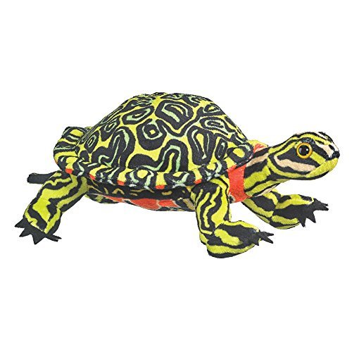 (Wildlife Artists Red-bellied Turtle Plush Toy 7