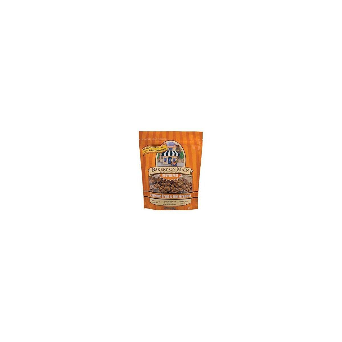 Gluten Free Extreme Fruit Nut Granola 22 Ounces (Case of 4)