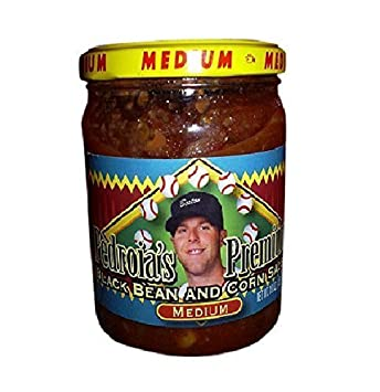 Pedroia Medium Salsa