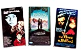 Medieval Video Collection (3pk): Ladyhawke, Rose and the Sword, Princess Bride
