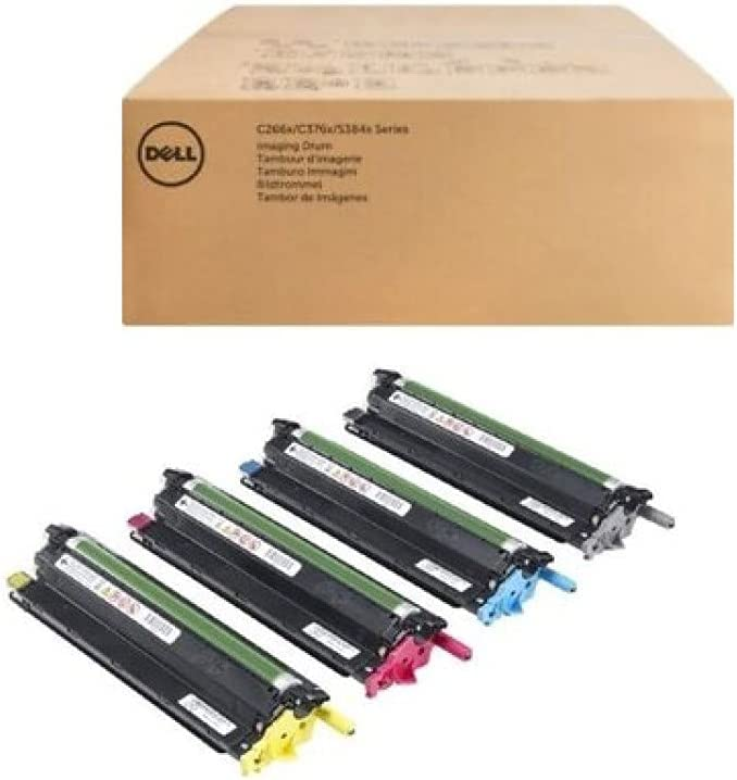 Dell C3760Dn Imaging Drum Kit (Oem) 60,000 Pages