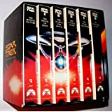 Star Trek: The Movie Collection (6pc) [VHS]